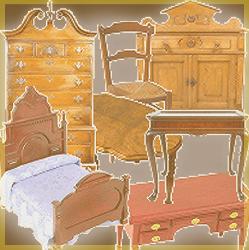 Furniture Refinished