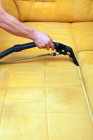 In-Home Upholstery Cleaning