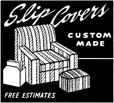 History of Slip Covers