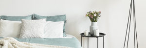 Pick the best bedding by researching materials